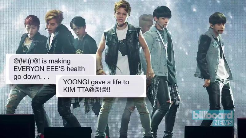 Twitter lost it over BTS' overcast. BillboardNews