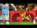 Мастерская падение Пауло Дибалы в игре со Спалом