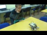 2017.11.05 - Владислав начал изучать гироскоп