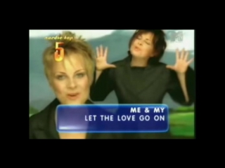5.415. Me My - Let The Love Go On {by_condemned123}