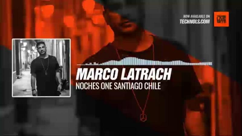Techno music with @marcolatrach - Noches ONE Santiago Chile periscope