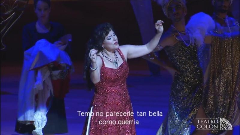 Teatro Colón - Gioachino Rossini: L'Italiana in Algeri (Буэнос-Айрес, 11.05.2018)