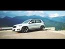 VW Tiguan stance