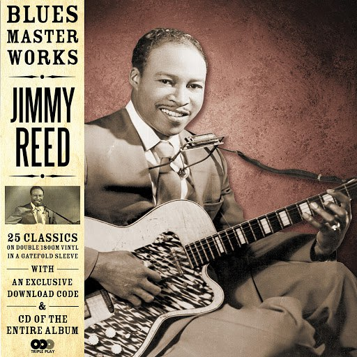 Jimmy Reed альбом Jimmy Reed Blues Master Works