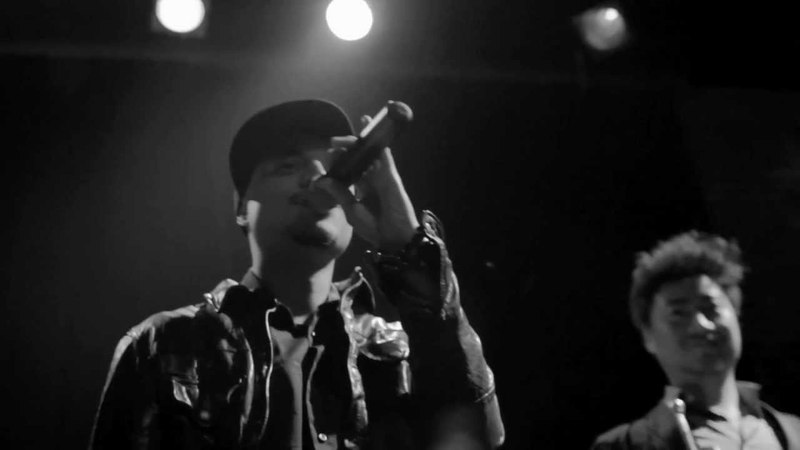 Jose James Save Your Love for Me live at The New Parish