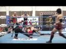 Atsushi Aoki Yusuke Okada Naoki Sakurajima vs Koji Iwamoto Atsushi Maruyama Kazuki Ebina AJPW Champion Carnival 2018 D