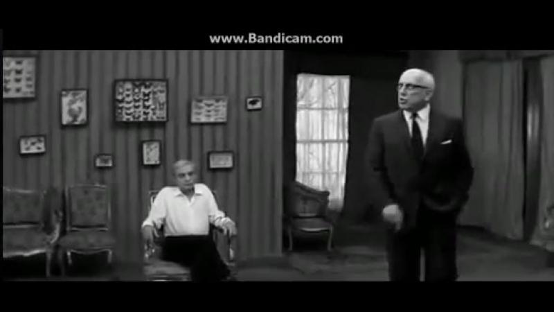 Отрывок из советского фильма Мертвый сезон. 1968г.