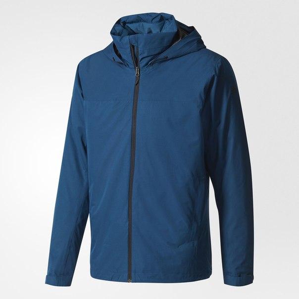 Утепленная куртка Wandertag