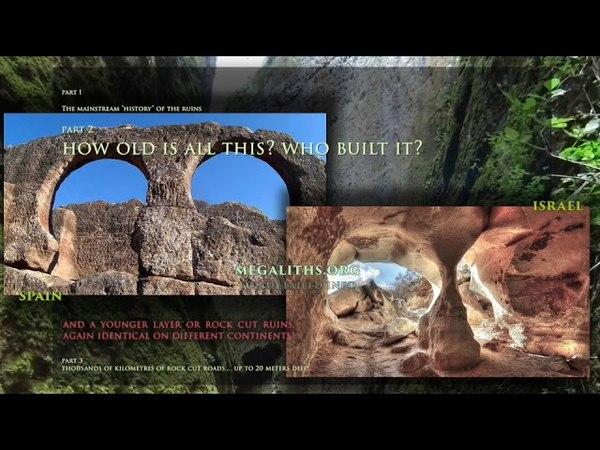 The Etruscan Via Cava - The Unknown pre-Roman Civilisations (part 3 of 3)
