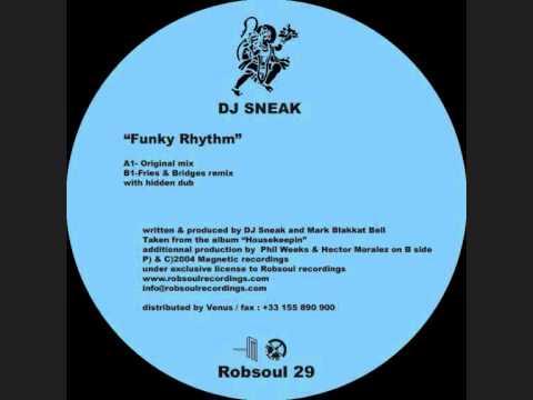 DJ Sneak - Funky Rhythm - Original Mix (Robsoul)