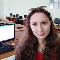 Анкета Alina Dmitrieva