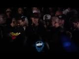 KOTD - Oxxxymiron (RUS) vs Dizaster (USA) | #WDVII + (Русская ОЗВУЧКА)