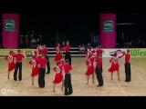 Пермская команда «Дуэт» стала чемпионами мира по латиноамериканским танцам