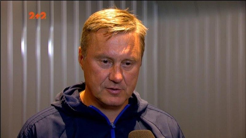 Хацкевич підбиває підсумки Після цього сезону всім варто добре відпочити