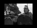 Четыре танкиста и собака 1966. Первый бой с немцами на Висле. 3 серия.