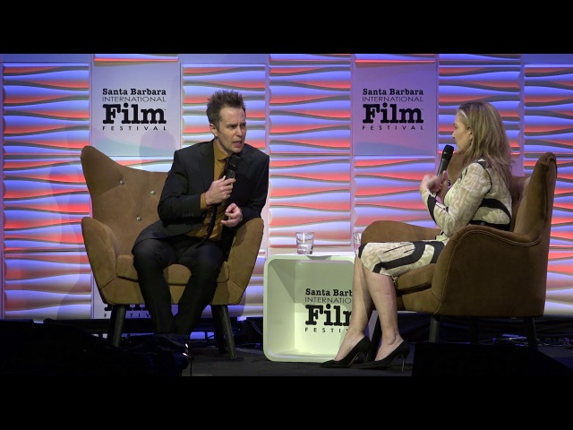 SBIFF 2018 Sam Rockwell Discusses Matchstick Men
