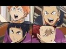 Волейбол cRack 4 Rytp аниме приколы Haikyuu ^^ volleyball anime