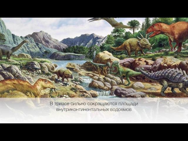 Геологическая история Земли. Часть 2