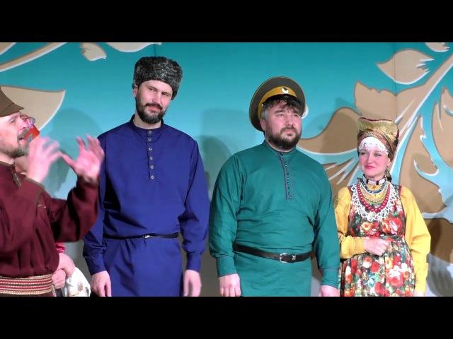 Фольклорный ансамбль «Читинская Слобода» «В островах охотник» HD 720p