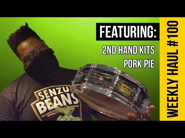 2nd Hand Kit - Pork Pie Made In USA Custom Shell Pack in Black Oyster | Weekly 100