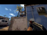 Team M33 heartzen | Clutch 1 vs 5 | de_Mirage | CS:GO