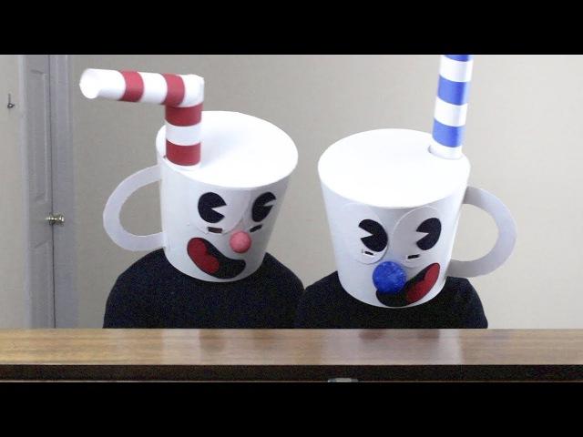 Cuphead Mugman Perform Inkwell Isle One (Piano Duet)