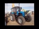 Трактор Беларус МТЗ-1221 колесный