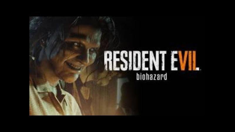 4 добыли руку вломили Маман Resident evil 7 biohazard on PS4