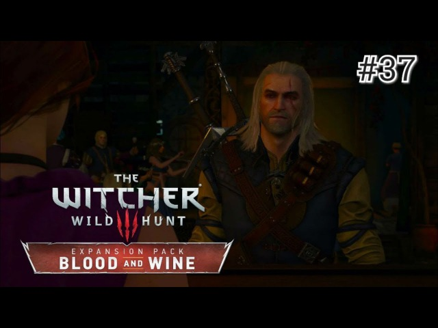 The Witcher 3: Blood and Wine - 37 серия [Гроссмейстерский доспех Школы Медведя]