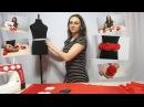 Мастер Класс как Сшить Красивый Пояс и Сделать Цветы к любому Платью любому Наряду! DIY