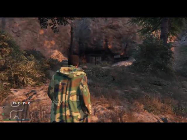 Призрак в шахте - Разоблачение легенды в GTA 5
