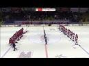 Хоккеистки России заставили смолкнуть трибуны освистывающие российский гимн Женский МЧМ 2017