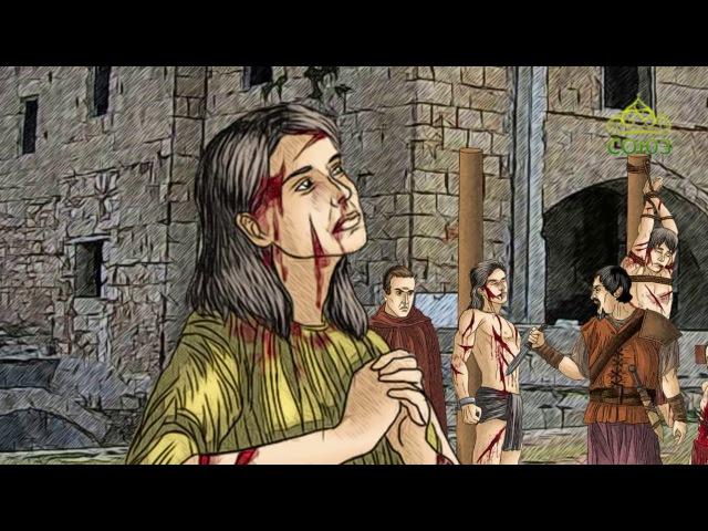 7 февраля. Мц. Филицата и семь её сыновей мчч. Ианнуарий, Феликс, Филипп, Сильван, Александр, Виталий и Марциал