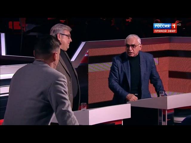Шахназаров охамевшему поляку: Якуб ты что себе позволяешь, с ума что ли сошли в своей Европе