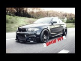 BMW 1M E82 COUPE ALL BLACK | CAR SELECTION | CAR PORN