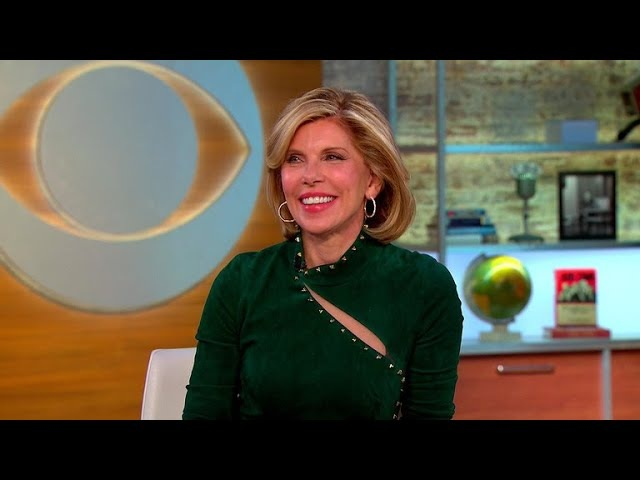 Christine Baranski on playing an unhinged Diane in The Good Fight