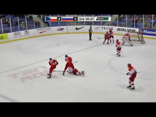 Nov 09, 2017 WHC-17: 1/4. Czechia 4-3 Russia