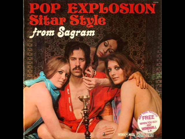 Sagram - Pop Explosions Sitar Style From Sagram 1972 (FULL) [Psychedelic Folk-Rock]