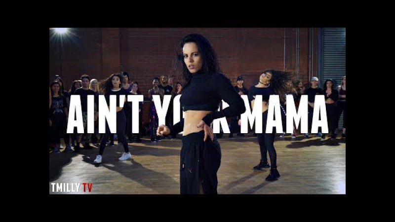 Jennifer Lopez Ain't Your Mama Choreography by Jojo Gomez TMillyTV ft Kaycee Rice