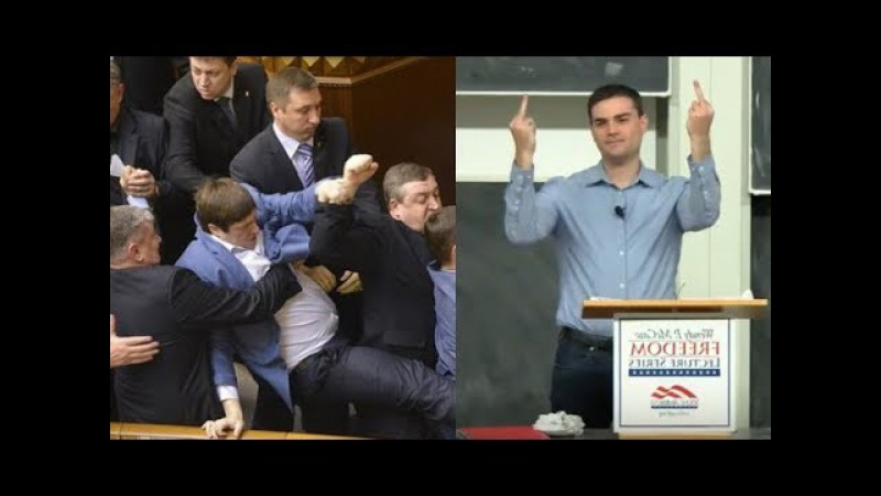 Ben Shapiro Gets Kicked Out Of A Lecture! Here's What He Had To Say