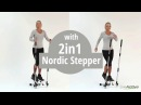Gymbit 2in1 Nordic Stepper