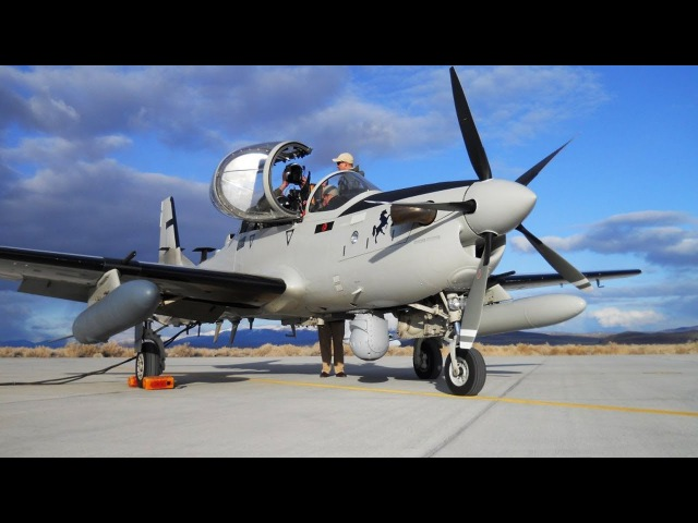 EMB-314 Super Tucano: It Looks Classic, But It's The Best In The Current Propeller Aircraft Family