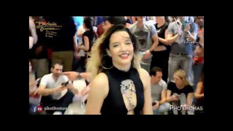 Carlos Espinosa y M Angeles - Te he mentido -Vicky Corbacho BACHATA 2018