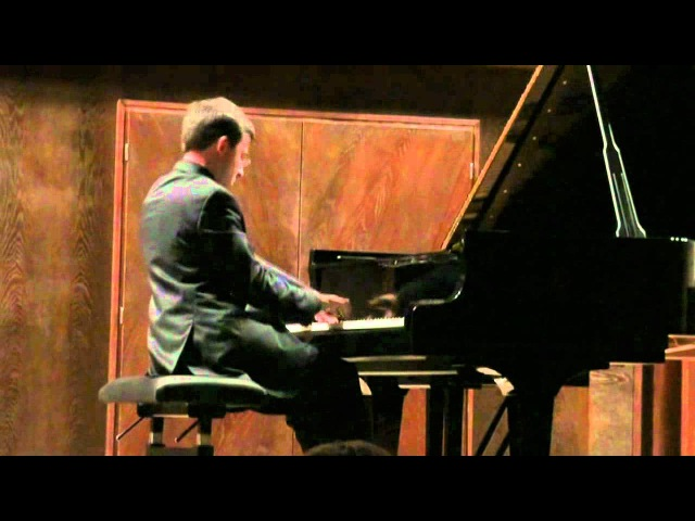 Alexander Kobrin: Beethoven - Piano Sonata No.7 in D major, Op.10 No.3 (movement 1)