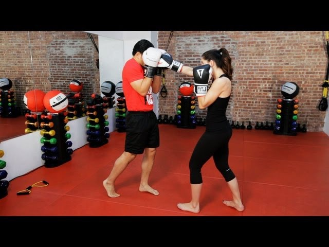 How to Defend against a Punch | Kickboxing Lessons