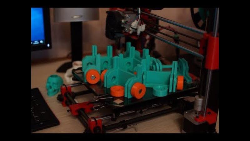 3D принтер! Хороший помощник в работе.