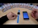 Видео инструкция детских часов с GPS трекером и телефоном Smart Baby Watch Q100