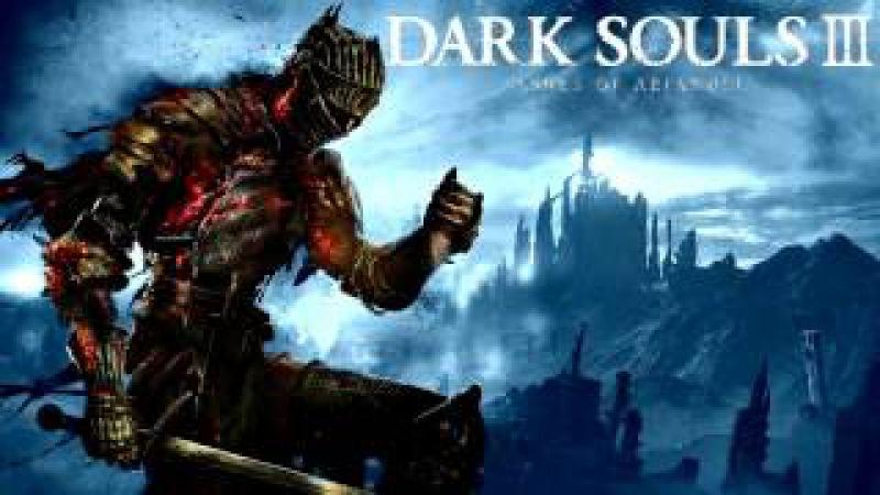 Dark Souls III Soundtrack OST - Champion's Gravetender Greatwolf (Ashes of Ariandel)