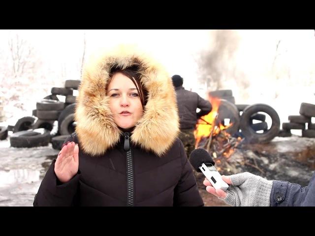 2018/ Броницьке сміттєзвалище знову заблоковано... (Дрогобич)