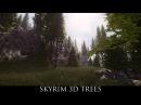 Skyrim SE Mods Skyrim 3D Trees